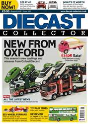 Diecast Collector issue August 2016
