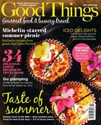 Good Things Magazine issue Good Things 22 - July 2016