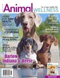 Animal Wellness issue Aug/Sept 2016
