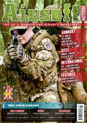 Airsoft Action issue August 2016