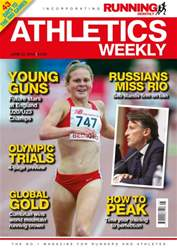 Athletics Weekly issue 23/06/2016