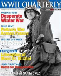WWII Quarterly issue Summer 2016