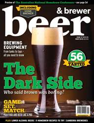 Beer and Brewer issue Winter 2016