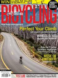 Bicycling Australia issue Jul/Aug 2016