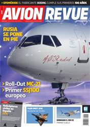 Avion Revue Internacional España issue Número 409