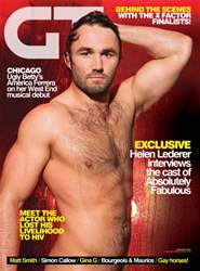 Gay Times issue January 12