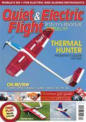 Quiet & Electric Flight Inter issue December 2011