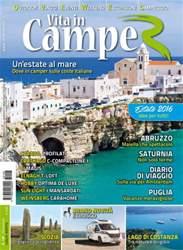 VITA IN CAMPER issue Luglio-Agosto 2016 n.105