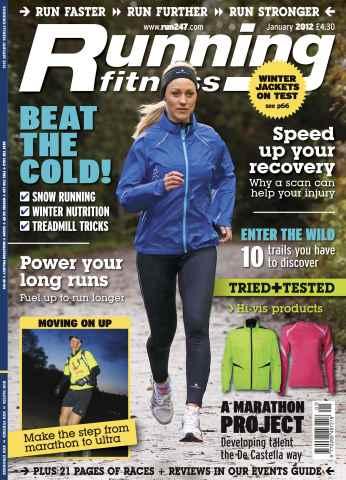 Running Fitness issue Winter Training January 2012
