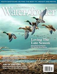 American Waterfowler issue Volume II Issue VI