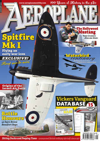 Aeroplane issue No.465 Spitfire Mk I