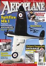 Aeroplane issue No.465 Spitfire Mk I