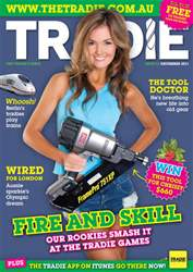 Tradie issue TRADIE December 2011