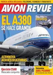 Avion Revue Internacional España issue Número 354 Diciembre 2011