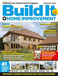 Build It issue January 2012