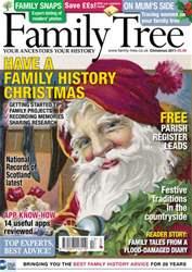 Family Tree issue Family Tree Christmas 2011