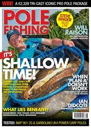 Pole Fishing issue August 2016