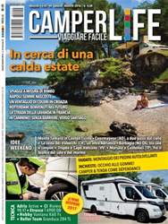 CAMPER LIFE issue CamperLife Luglio/Agosto 2016_ In cerca di una calda estate