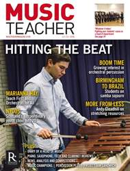 Music Teacher issue July 2016