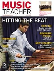 Music Teacher issue July 2016