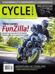 Cycle Canada issue August 2016