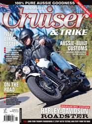 Cruiser & Trike issue Issue#8.1 Apr 2016
