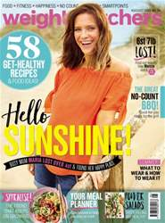 Weight Watchers magazine UK issue August 2016