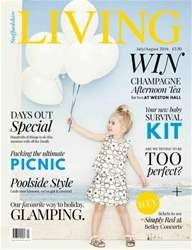 Staffordshire Living issue July/August 2016