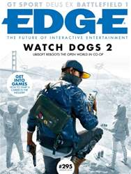 Edge issue August 2016