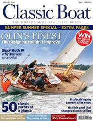 Classic Boat issue August 2016