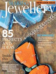 Making Jewellery issue Summer 2016