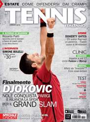 Il Tennis Italiano issue Tennis Italiano 7 2016