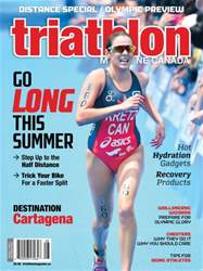 Triathlon Magazine Canada issue Volume 11 issue 4