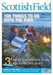 Scottish Field issue Aug-16