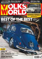 Volksworld issue Summer 2016