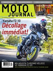 Moto Journal issue Août 2016
