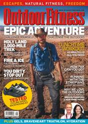Outdoor Fitness issue No. 57 Epic Adventure