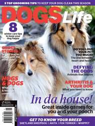 Dogs Life issue Jul/Aug Issue#138