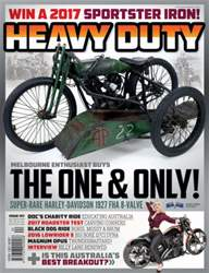 Heavy Duty issue July/Aug 2016 Iss 147