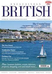 Exclusively British issue July/Aug 2016