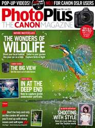 PhotoPlus issue July 2016