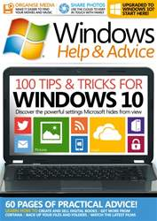 Windows Help & Advice issue August 2016