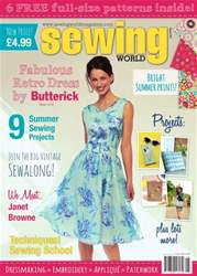 Sewing World issue August 2016