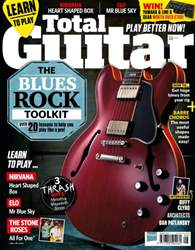 Total Guitar issue August 2016