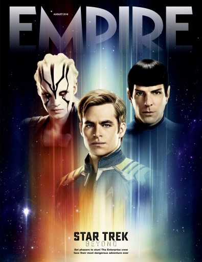 Empire issue August 2016