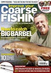 Improve Your Coarse Fishing issue Issue 313