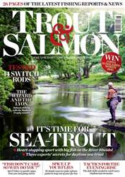 Trout & Salmon issue August 2016