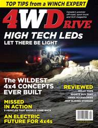 Four Wheel Drive issue Vol 18 Issue 4
