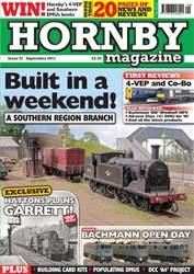Hornby Magazine issue September 2011