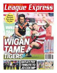 League Express issue 3025